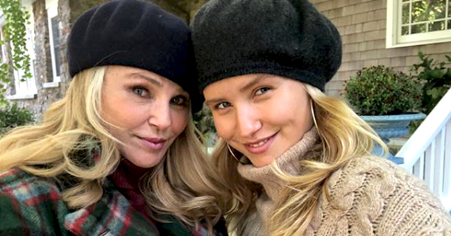 DWTS Contestant Sailor Brinkley-Cook Reveals She 'Grew up Very Insecure' with Her Supermodel Mom Christie