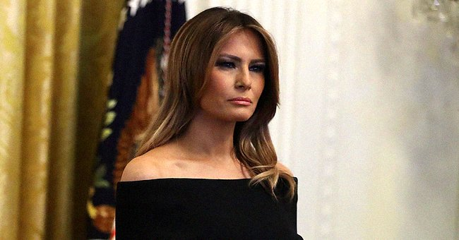 Melania Trump Posts Tweet Calling on Followers to Practice Social Distancing Amid Coronavirus