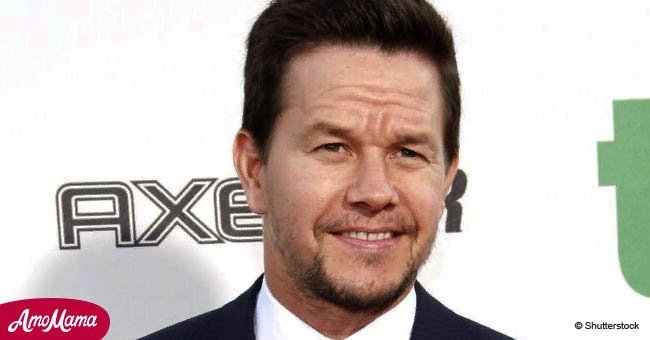 Mark Wahlberg shares photo of daughter as they celebrate her first communion