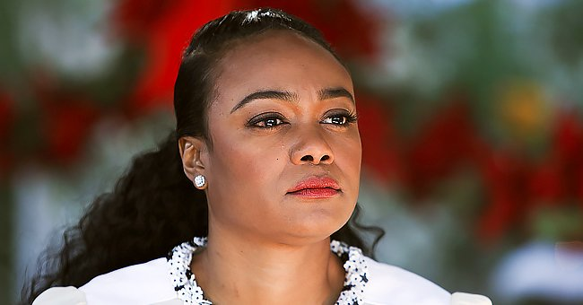 Tatyana Ali Says She Misses Her Kids as She Shows Braided Hair in a Pic While under Quarantine