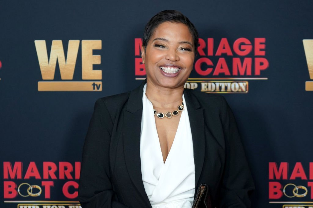 Lynn Toler attends WE tv Celebrates The Premiere of Marriage Boot Camp: Hip Hop Edition at Liaison Restaurant + Lounge on February 04, 2020  | Photo: GettyImages