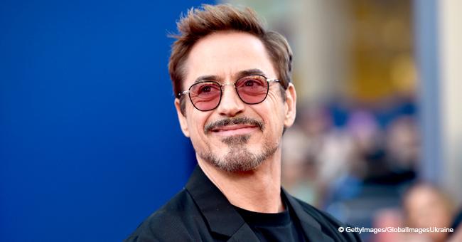 Robert Downey Jrs erwachsener Sohn ist ein berühmter Rocker