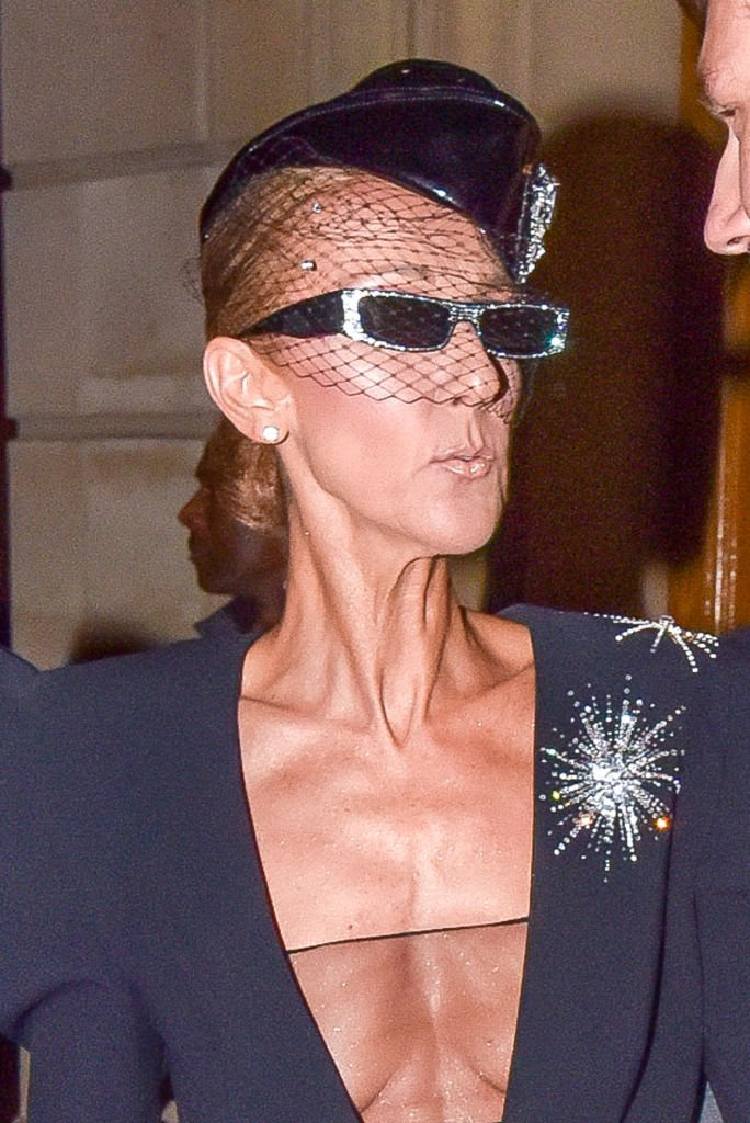 Céline Dion à Paris le 25 janvier 2019 | Photo: Getty Images