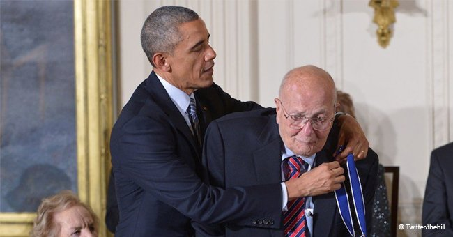 Barack Obama pays tribute to John Dingell, the longest-serving Congress member who has died at 92