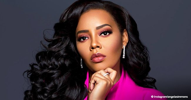 Angela Simmons Claps Back at Rumors over 'Love Triangle' with Bow Wow and Romeo