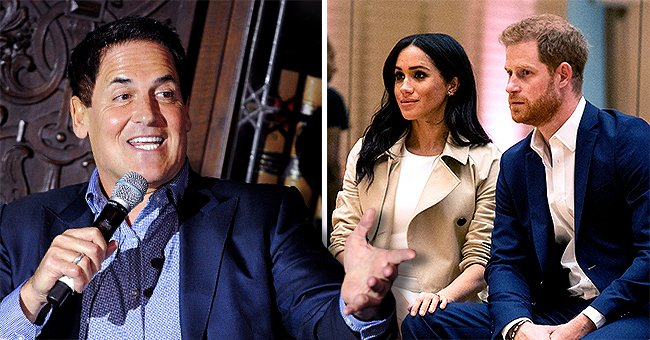 Mark Cuban from 'Shark Tank' Shares Branding Advice for Harry & Meghan after Their Royal Exit