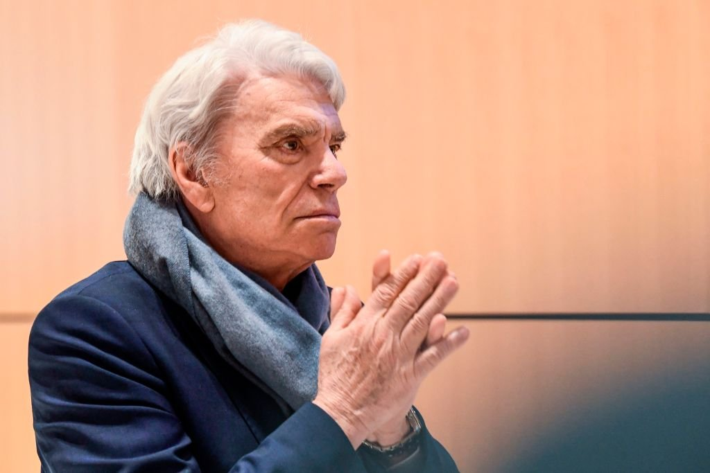 Portrait de Bernard Tapie. | Photo : Getty Images
