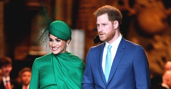 Prince Harry Reportedly Feeling Broken-Hearted over Rift with Prince William & the Royal Family
