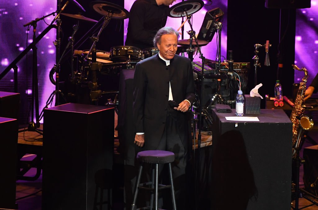 Le chanteur Julio Iglesias | Photo : Getty Images