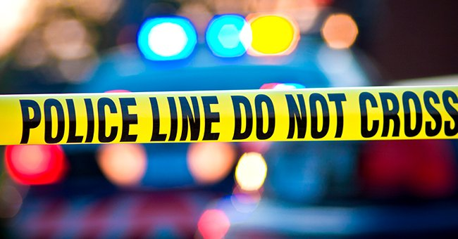 A close up of police tape. | Photo: Shutterstock