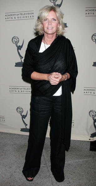 Meredith Baxter  on May 6, 2008, in North Hollywood, California.| Source: Getty Images.