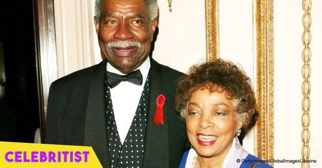 Ruby Dee & Ossie Davis were married for 57 years and their adult son is a handsome musician