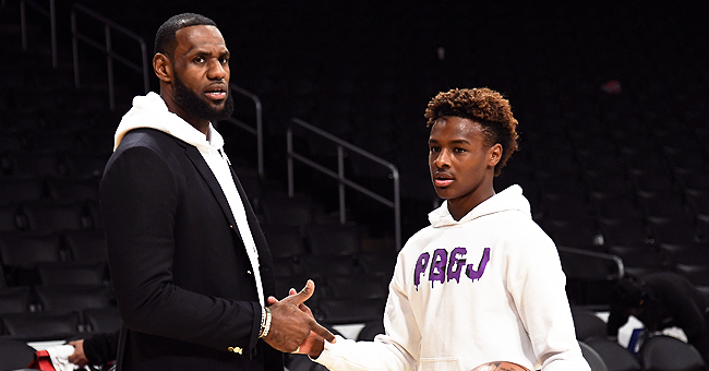 LeBron James Says He Literally Cried While Watching Sons Practicing Hoops at 5 am