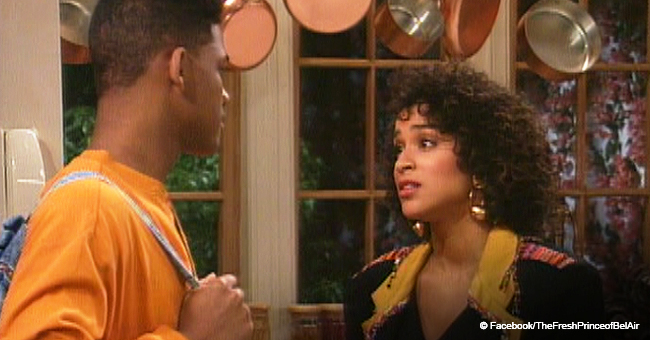 Remember Hillary on 'Fresh Prince of Bel-Air'? She Has 2 Kids & Her Interracial Marriage Works