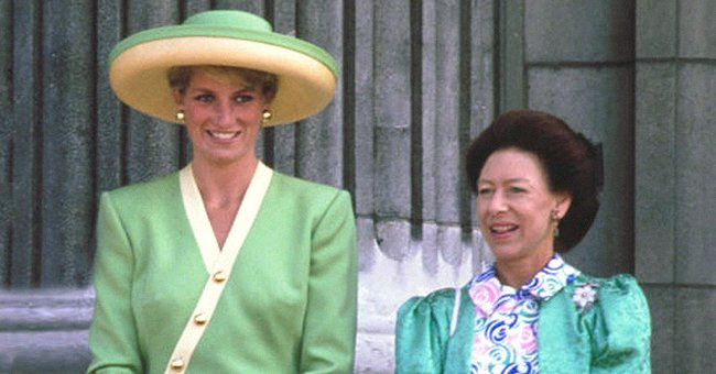 Princess Margaret and Princess Diana's Difficult Relationship — All the Details