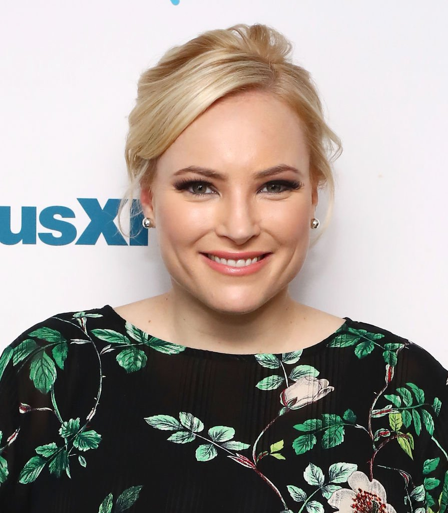 Meghan McCain visits the SiriusXM Studios | Photo: Getty Images