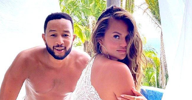 Chrissy Teigen Returns Home after Endometriosis Surgery and Shares Details of Her Recovery