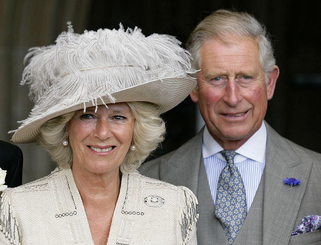 Prince Charles and Camila at the wedding of Ben Elliot and Mary-Clare Winwood, September 2011   Source: Getty Images