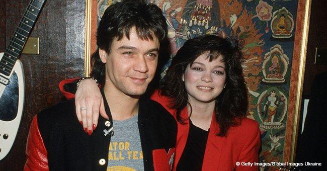 Valerie Bertinelli and Eddie Van Halen's wedding day was actually really sad