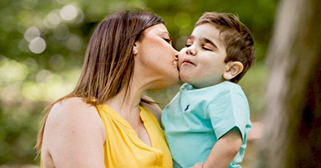 Dylan Myers, un garçon de 8 ans ne grandit pas à cause d'une maladie génétique inconnue
