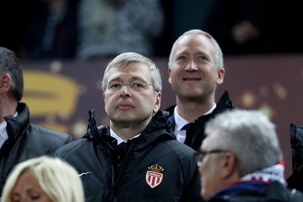Dmitri Rybolovlev at Matmut Arena on March 31, 2018 in Bordeaux France. | Photo: Getty Images