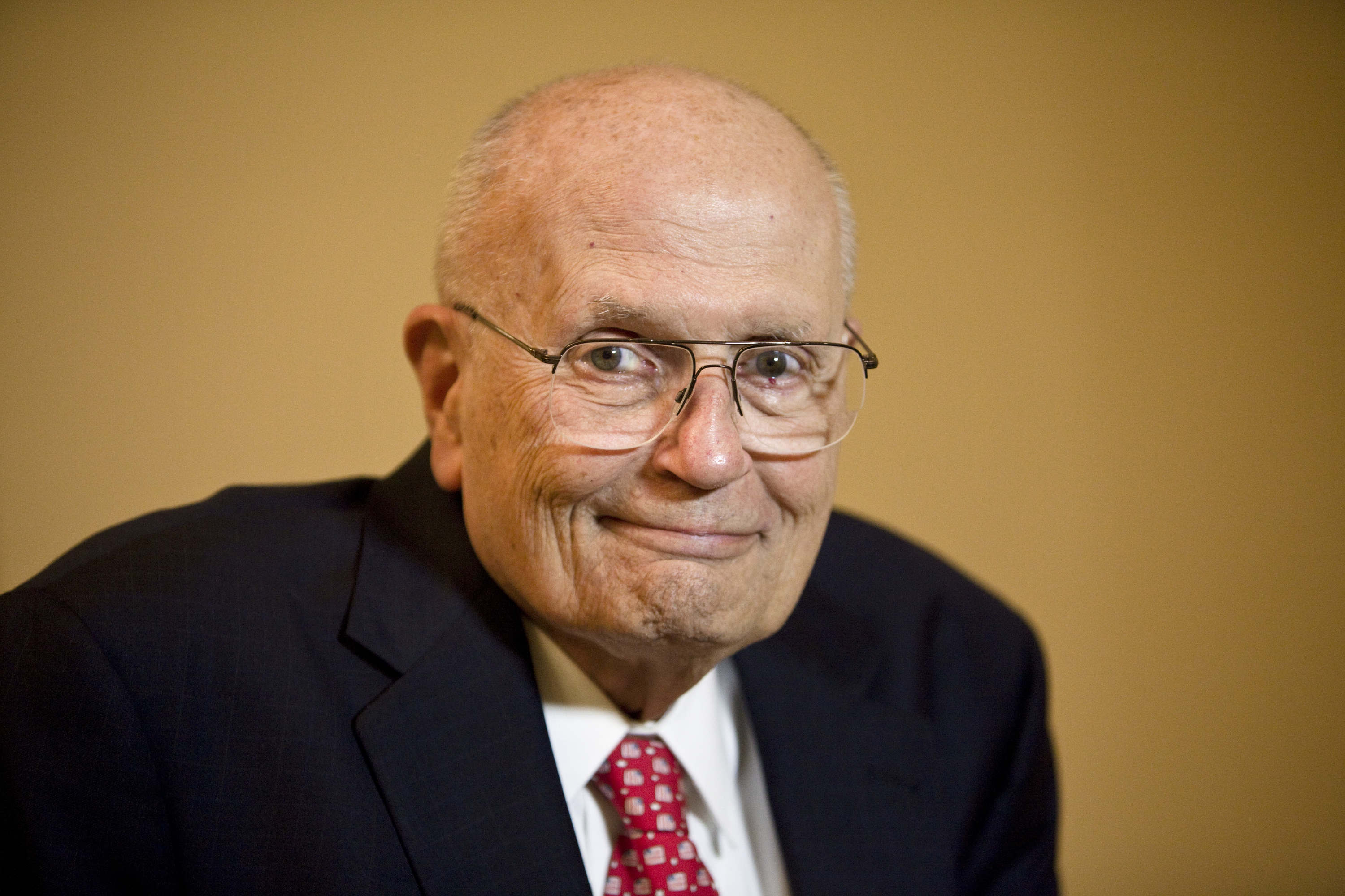 The late representative John Dingell | Photo: Getty Images