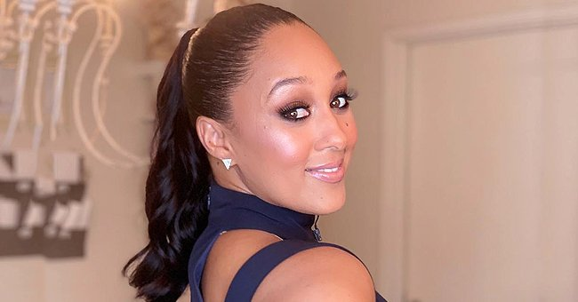 Tamera Mowry of 'The Real' Shares Precious Photo with Her Growing Kids Aden and Ariah