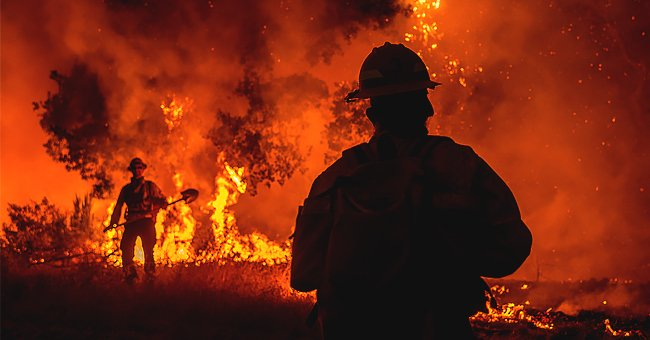 Families Share Their Heartbreaking Stories of Dealing with Wildfires in the West