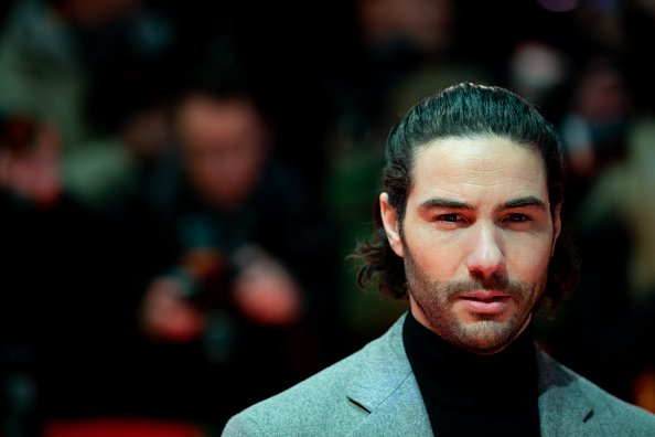 Tahar Rahim, le 7 février 2019 à Berlin, en Allemagne.  | Photo : Getty Images