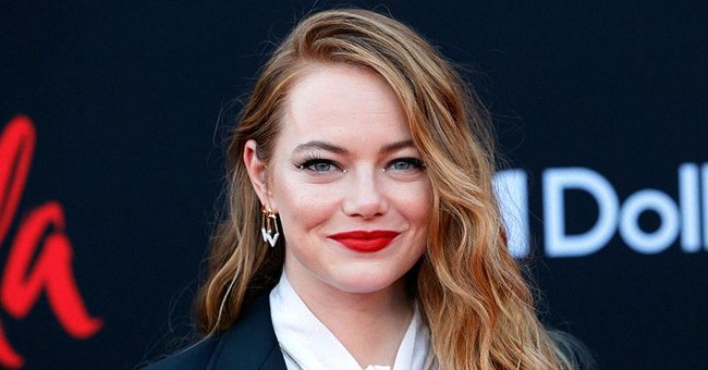 """Emma Stone attends the """"Cruella"""" premiere on May 18, 2021 in Los Angeles, California.   Photo: Getty Images"""