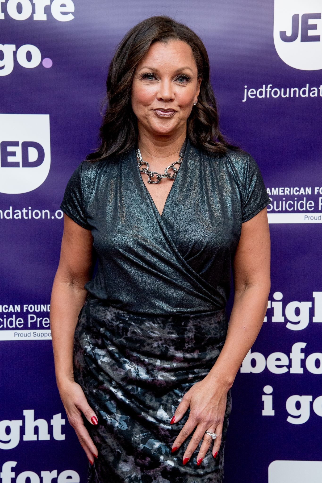 Vanessa Williams at a benefit performance on December 4, 2017 in New York. | Photo: Getty Images