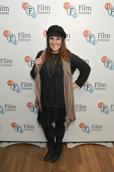 """: Ricky Lake attends a screening of """"Hairspray"""" featuring a Q&A with 3 Tracy Turnblads Ricky Lake, Leanne Jones and Lizzie Bea at the BFI Southbank on November 25, 2019 in London, England.  Photo:Getty Images"""