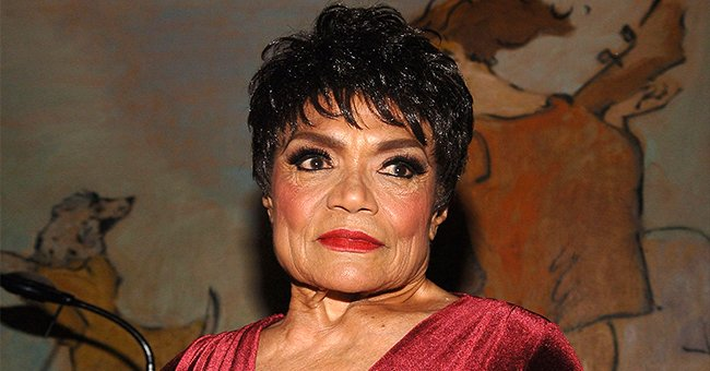 Eartha Kitt's Biracial Daughter Posts Black & White Photo of Her Late Mom in a Touching Tribute