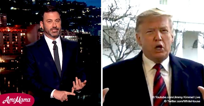 Jimmy Kimmel announced his plan to curb government shutdown in a clever way