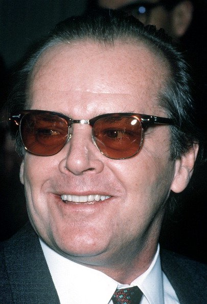 Jack Nicholson, vers 1990 | Photo: Getty Images