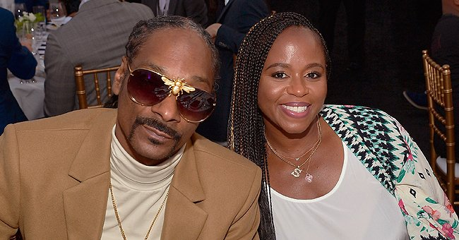 Snoop Dogg's Wife Shante Responds after the Rapper Leaves a Sweet Comment on Her New Post