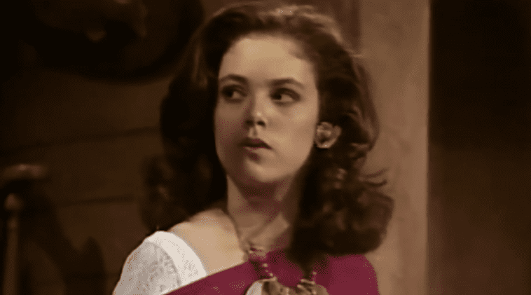 Rebecca Schaeffer during the early years of her career | Photo: YouTube/Grunge