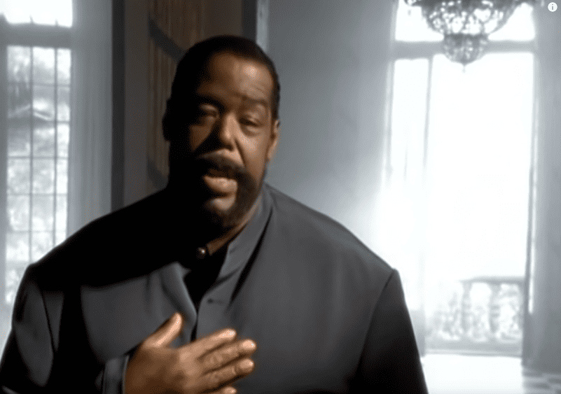 Barry White - Practice What You Preach. | Photo : Youtube/Barry White