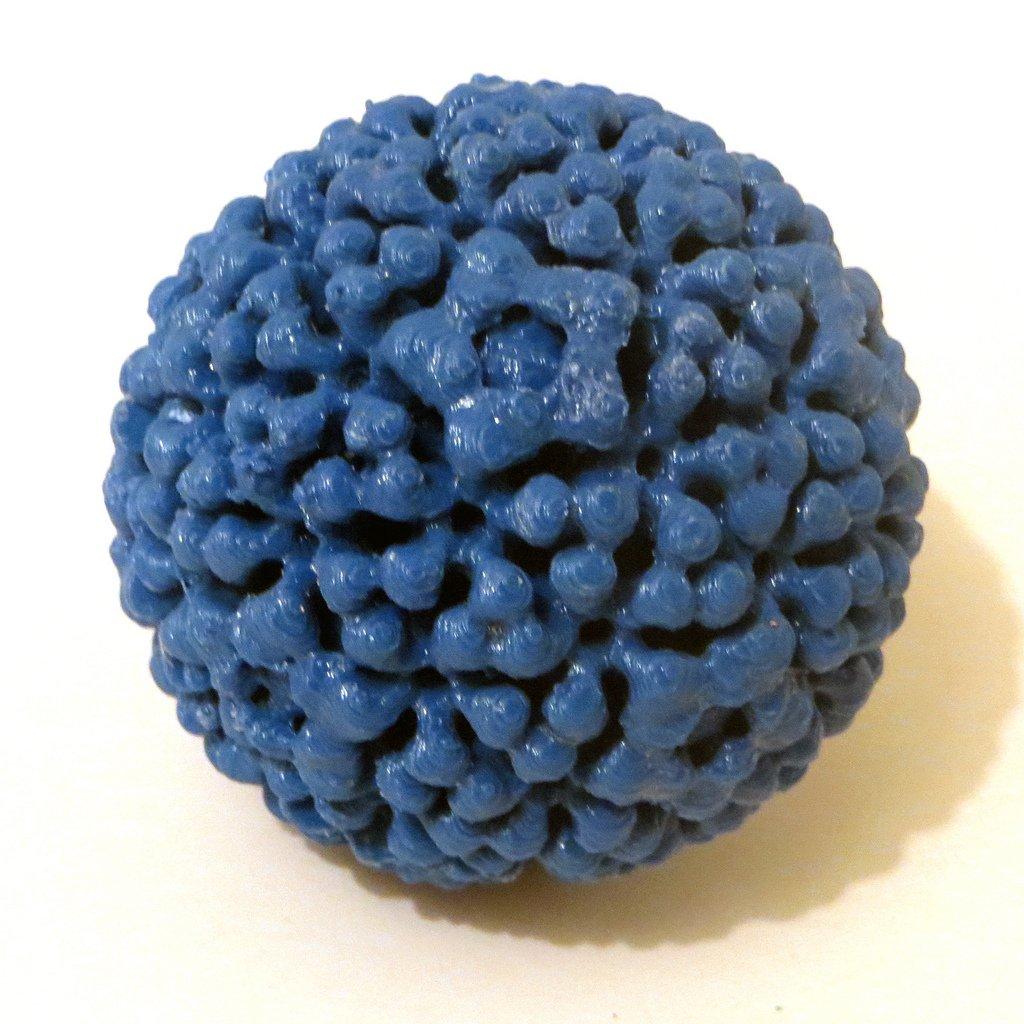 Virus del papiloma humano (VPH). | Imagen: Flickr