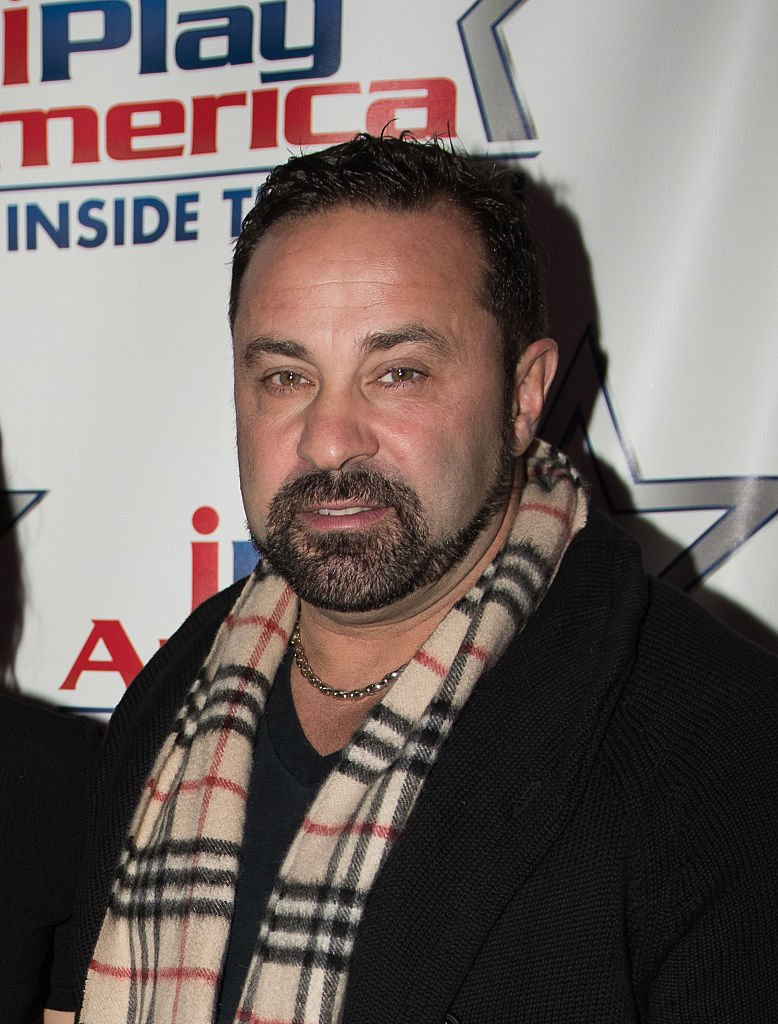 Joe Giudice poses at iPlay America | Photo: Getty Images