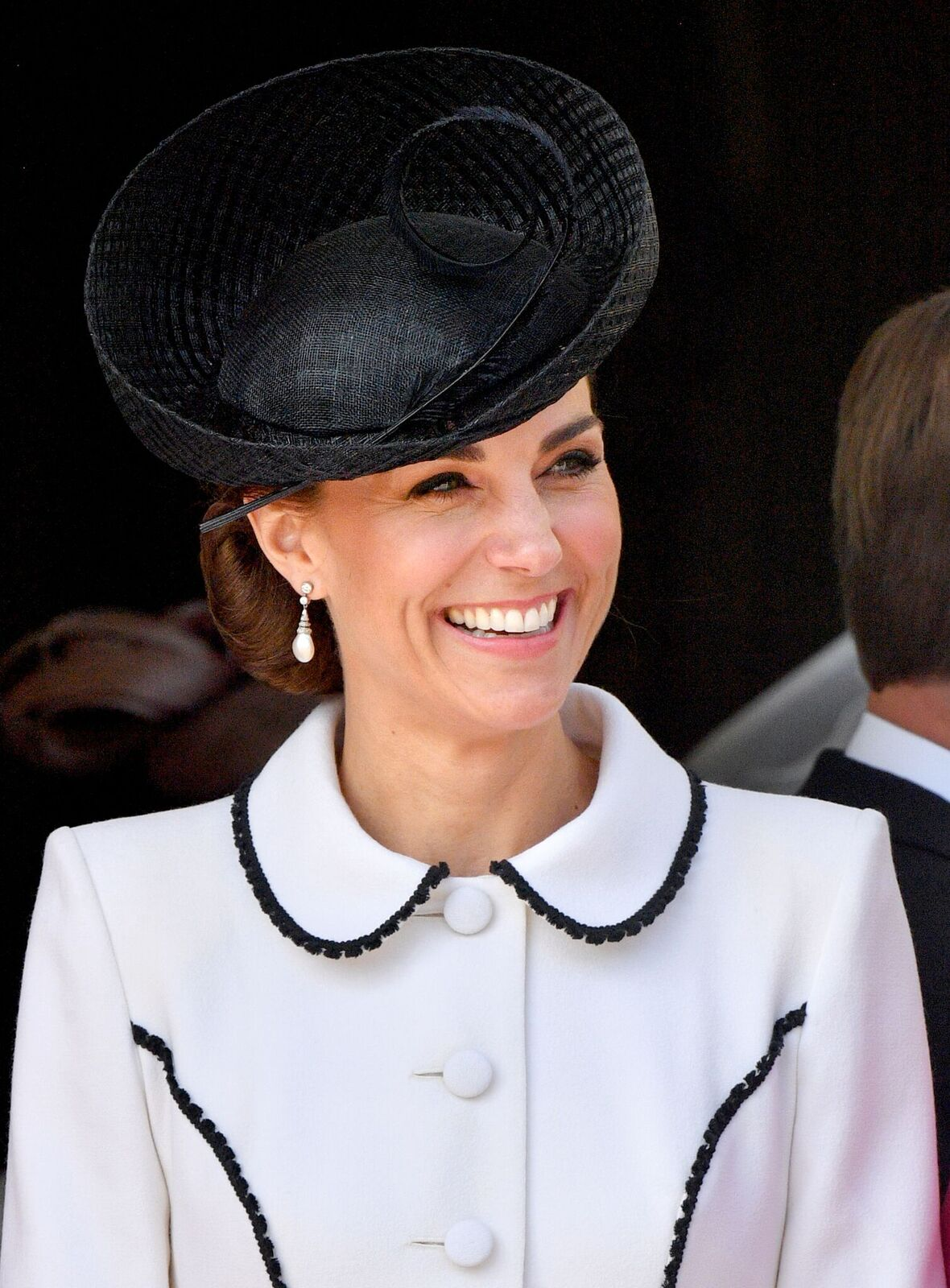 Catherine, Duchess of Cambridge attends the Order of the Garter service at St George's Chapel on June 17, 2019   Photo: Getty Images