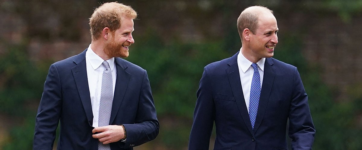 Princess Diana Would Really Want Beloved Sons William & Harry to End Their Bitter Feud Says Expert