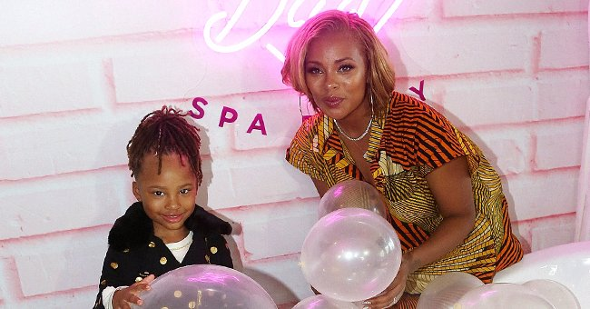 Eva Marcille Reveals Daughter Marley Rae Doesn't Know Kevin McCall Is Her Biological Dad in Latest RHOA Episode