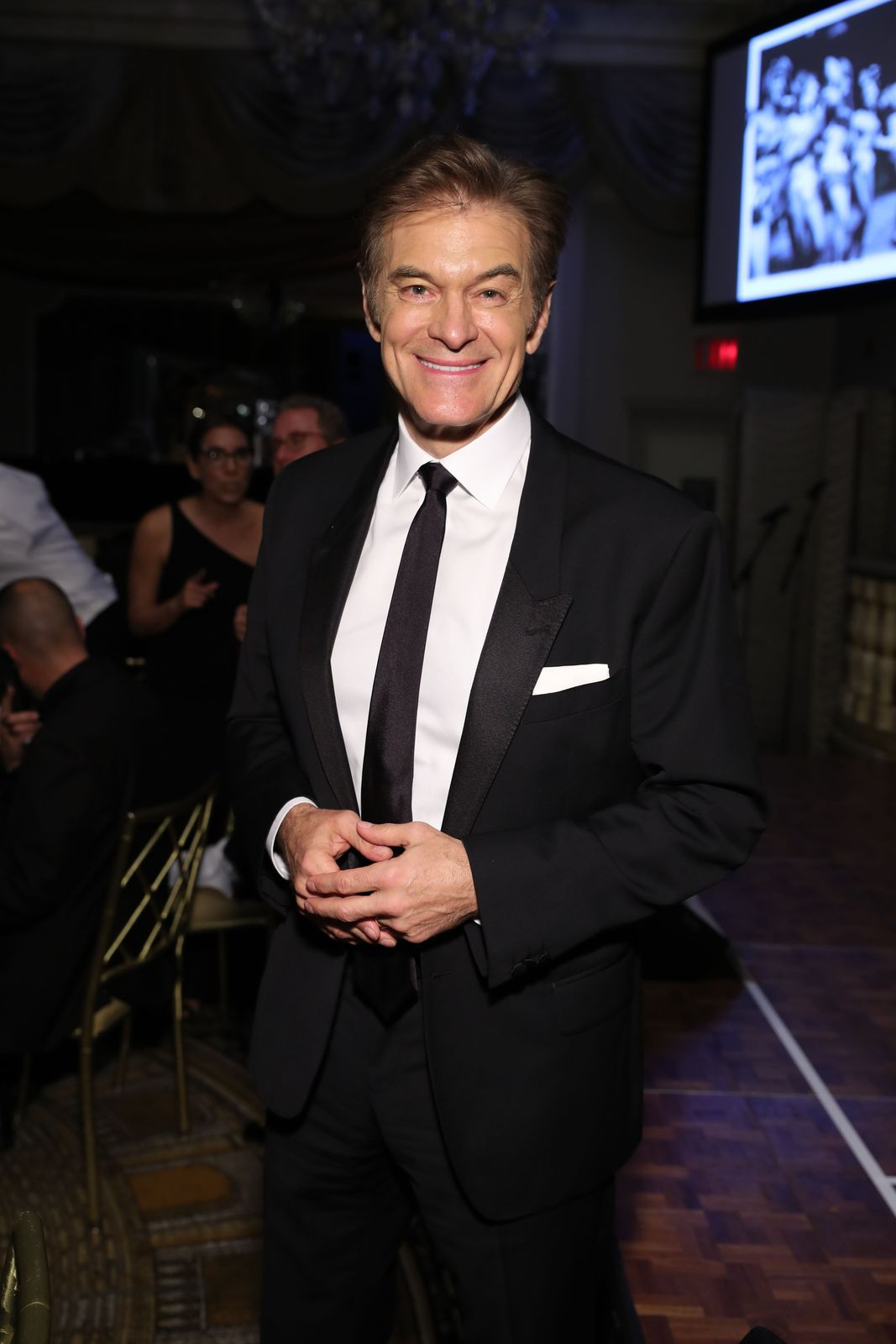 Mehmet Oz at the 7th Annual Order Of The Golden Sphinx Gala at The Pierre, A Taj Hotel on April 15, 2019 in New York City. | Photo: Getty Images
