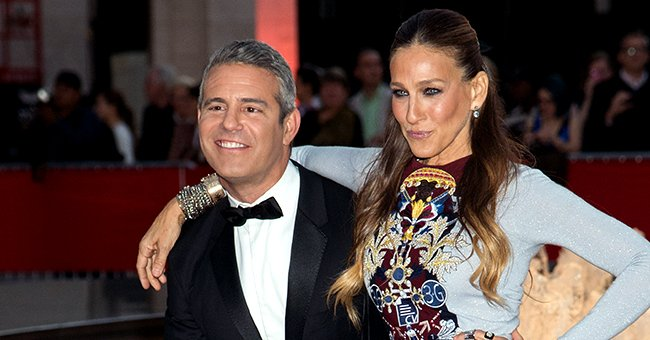 Glimpse into Andy Cohen and Sarah Jessica Parker's Friendship as He Shares a Throwback Photo