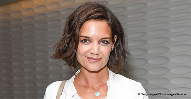 Katie Holmes Shares a Rare Photo Taken with Her Sisters and Mom