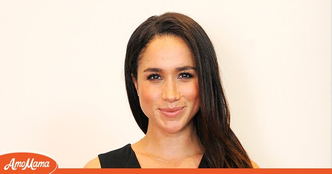 Meghan Markle at the 'Bridging the Gender Gap' special session on October 17, 2014, in Dublin   Photo: Getty Images