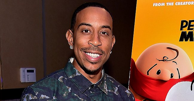 Check Out Ludacris' Wife Eudoxie and His Daughters in This Beautiful Throwback Picture