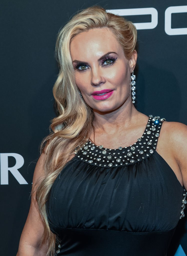 TV Personality Coco Austin attends the Angel Ball 2019 at Cipriani Wall Street | Photo: Getty Images