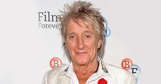 Rod Stewart Had His First Child at the Age of 17 but Gave Her up for Adoption
